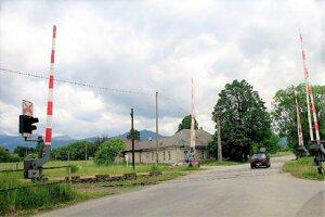 Železničné priecestie v Malom Čepčíne sa od nedele 7. júla uzavrie. Do soboty 13. júla.