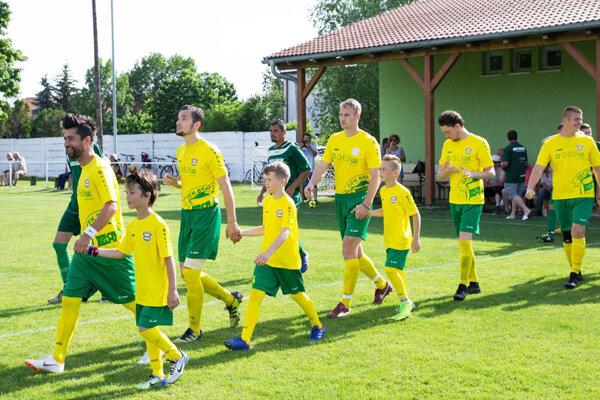 Futbalisti Branču budú hrať v novej sezóne v šiestej lige.