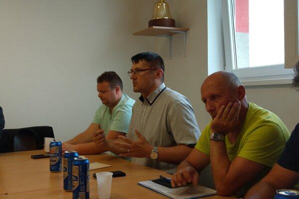 Vedenie MŠK Spišská Belá akceptovalo ponuku hrať vo vyššej súťaži.