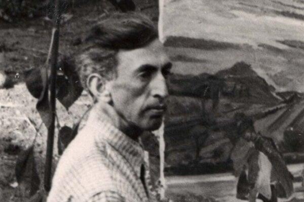 Arnold Peter Weisz-Kubínčan. Hall of names. Yad Vashem, Jeruzalem