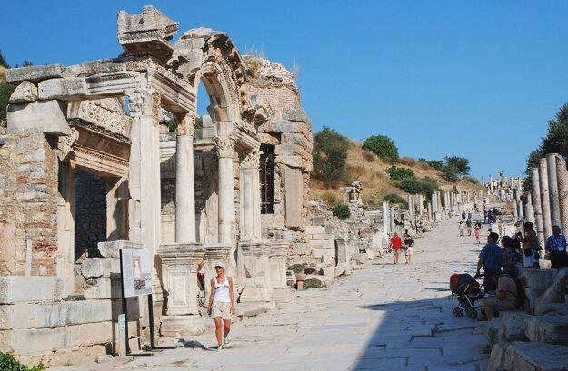 Staroveké mesto Efez