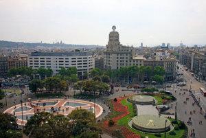 Barcelona je romantická perla Európy.