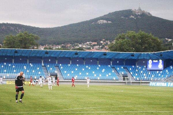 Vasas vyhral v Nitre 3:0.