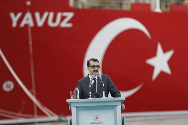 Turecko vyhlásilo, že bude pokračovať v prieskumných vrtoch okolo Cypru.