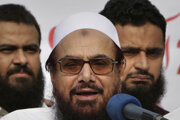 Háfiz Saíd, Spojenými štátmi označený za teroristu, je zakladateľom militantnej islamskej skupiny Laškare tajjaba, v prlade Armáda čistých.