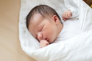Kristína Gajdošíková (3420 g, 48 cm) sa narodila 8. júla Kataríne a Michalovi z Nemšovej.