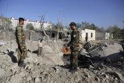 K zodpovednosti za útok sa prihlásilo afganské militantné hnutie Taliban.