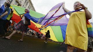 Dúhový Pride vyzval politikov, aby tému LGBTI nezneužívali