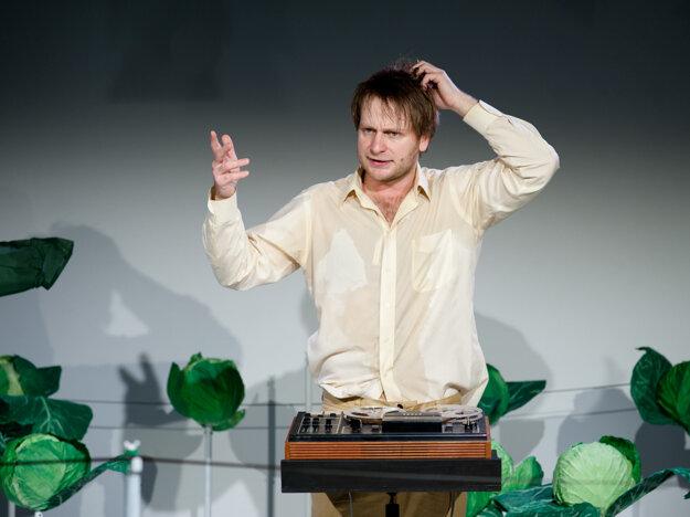 Monodráma Petra Brajerčíka Moral Insanity si odniesla Grand Prix festivalu Nová dráma.