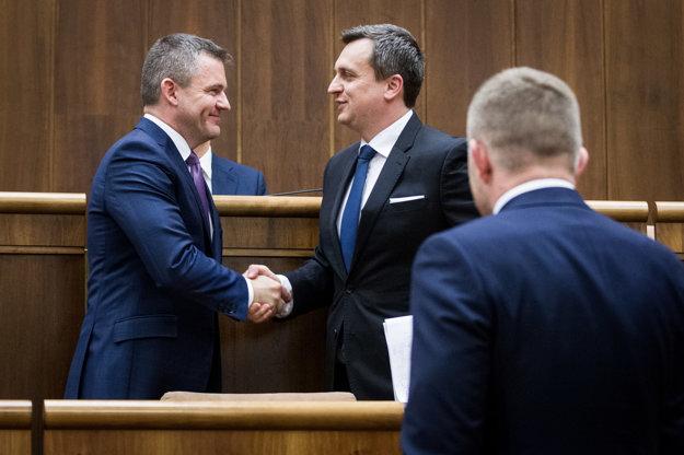 Predsedom parlamentu sa stal Andrej Danko.