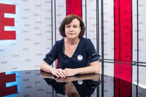 Riaditeľka Nadácie zastavme korupciu Zuzana Petková.