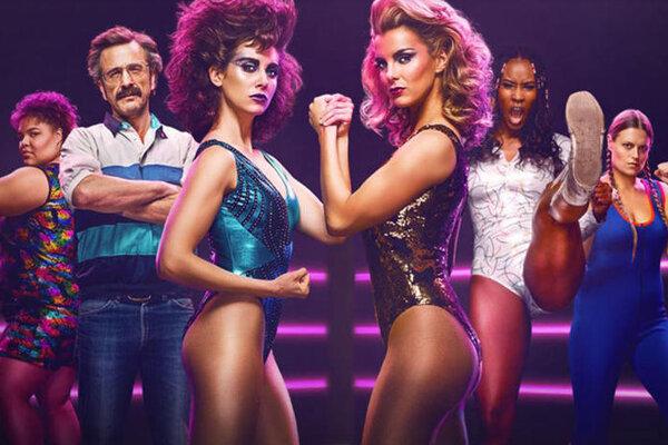 Netflix v auguste nasadí tretiu sériu Glow