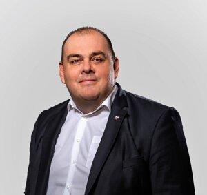 Riaditeľ Agrokomplexu Národné výstavisko Branislav Borsuk.