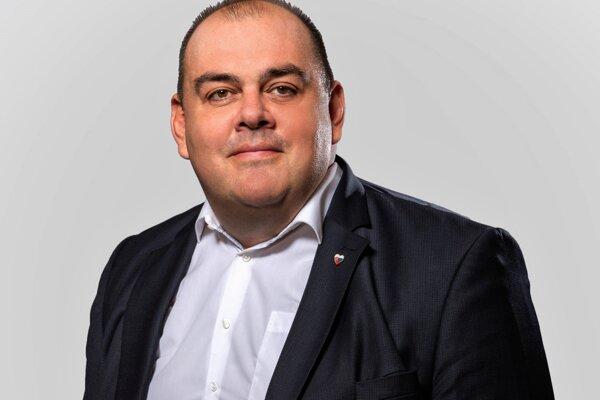 Bývalý generálny riaditeľ Agrokomplexu Národné výstavisko Branislav Borsuk.