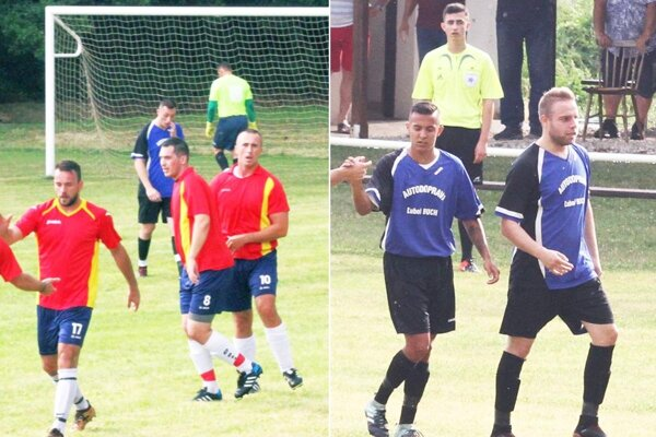 Obe mužstvá sa tešili až zo štyroch svojich gólov.