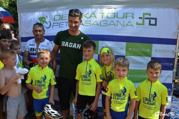 NovoCK Trial s Petrom Saganom.