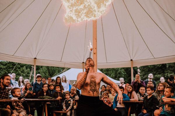 Festival ponúkne bohatý program pre jednotlivcov aj pre rodiny s deťmi.