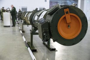 Ruská raketa typu 9M729.