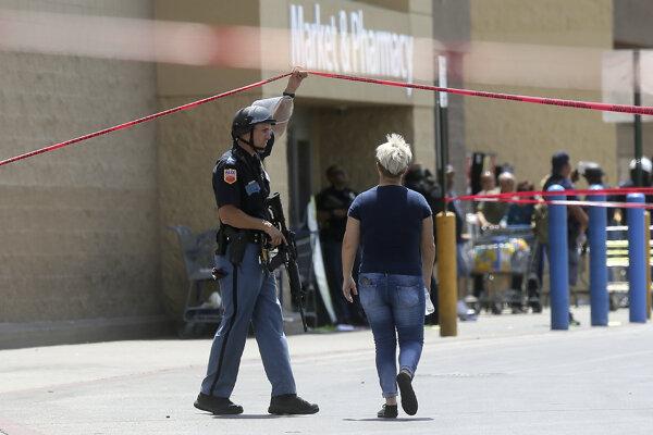 Pred útokom v obchodnom dome Wallmart v El Paso v Texase zverejnil útočník na webe svoj manifest.
