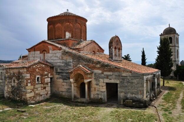 Apollonia a kláštor Panny Márie