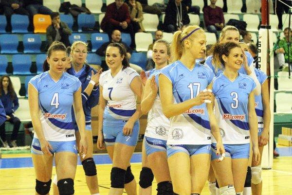 Volejbalistky UKF Nitra v rozhodujúcom treťom zápase série nenechali nikoho na pochybách a vybojovali si účasť v semifinále.