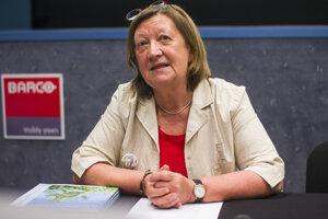 Katarína Minichová.
