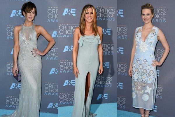 Zľava: Kate Beckinsalová, Jennifer Anistonová, January Jonesová