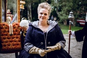 Máriu Teréziu teraz stvárňuje Stefanie Reinsperger.