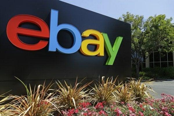 Ak chcete nakupovať cez eBay v eurách, prepnite sa na írsku mutáciu stránky.