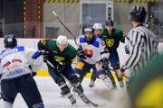 Levickí hokejisti v príprave doma porazili reprezentáciu Slovenska do 18 rokov.