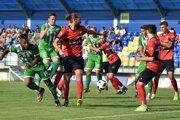 Treťoligový šláger medzi Humenným a Prešovom priniesol výborný futbal.