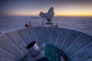 Výsledky z antarktického teleskopu možno prevratný objav nepriniesli.
