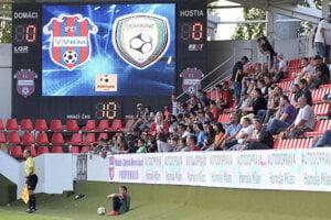 Futbalisti FC ViOn mali v sobotu stovku špeciálnych fanúšikov.