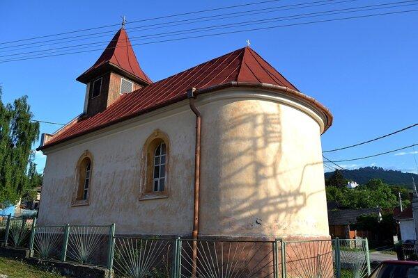 Kostol v Novej Lehote.
