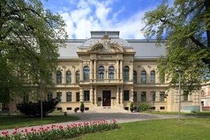 Východoslovenské múzeum Košice.