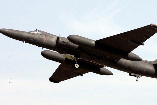 Špionážne lietadlo U2.