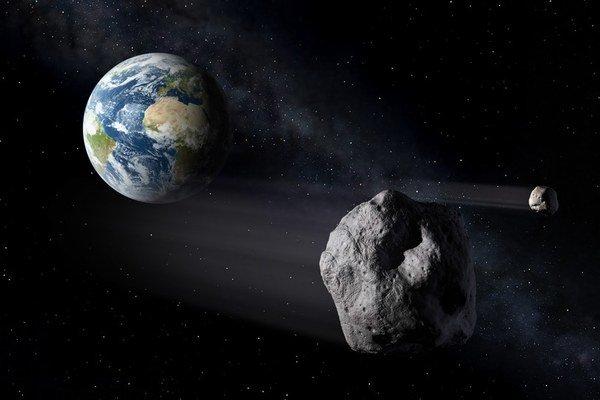 OSN chce sledovať aj menšie vesmírne telesá.