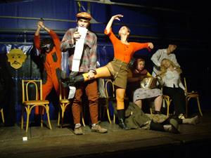 divadelný súbor 6pe z partizánskeho