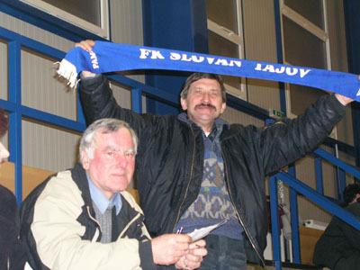 fanúšikovia tajova sa tešia, ich slovan postúpil do finálového turnaja.