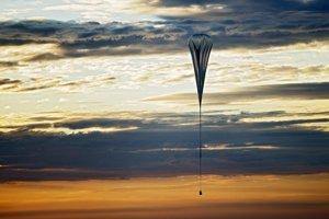 Na let do stratosféry je už všetko pripravené.