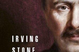 Irving Stone: Grécky poklad (prel. Dušan Janák, Slovenský spisovateľ 2019