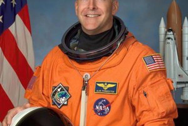 Alan Poindexter strávil vo vesmíre 28 dní.