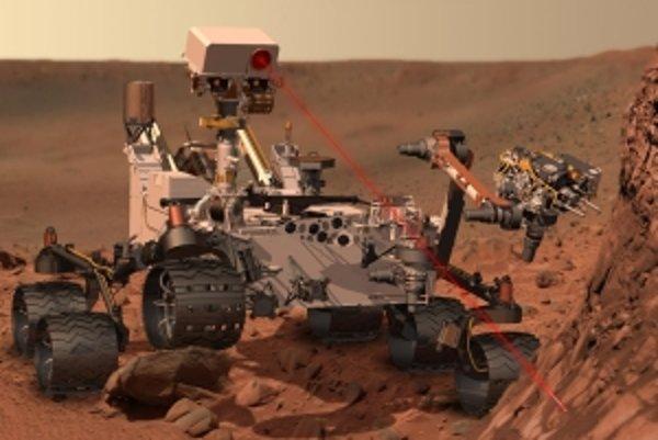 Rover Curiosity kontaminuje svoje vzorky teflónom. Inžinieri tvrdia, že tento problém zvládnu.