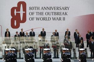 Spomienková slávnosť vo Varšave.