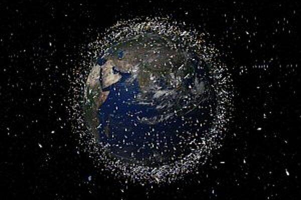 Okolo Zeme krúžia milióny kusov vesmírneho odpadu, niektoré dokonca veľké ako autobus. Ohrozujú nielen Medzinárodnú vesmírnu stanicu, ale aj satelity rôznych krajín. Tie by sa mali dohodnúť, ako kritickú situáciu riešiť.