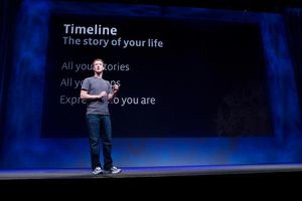 Zakladateľ sociálnej siete Facebook Mark Zuckerberg predstavil redizajn služby v noci zo štvrtka na piatok počas vývojárskej konferencie F8 v americkom San Franciscu.