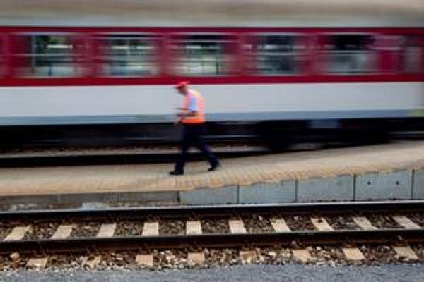 V starších vlakoch internet nenájdete asi ani v budúcnosti.