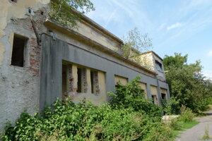 Bývalý pioniersky dom na Tureckom rade.