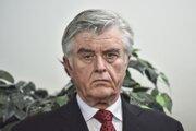 Predseda Úradu pre dohľad nad zdravotnou starostlivosťou Tomáš Haško.