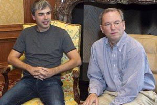 Šéf Googlu Larry Page chce, aby sa vyhľadávač rozširoval o prvky sociálnych sietí.